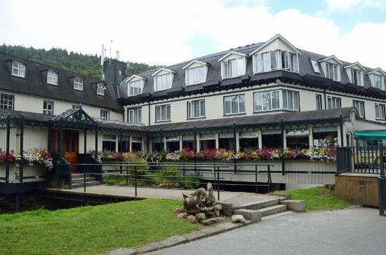 Room Set Up For Dancing Picture Of Glendalough Hotel