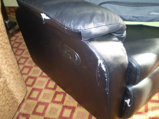 La Quinta Inn & Suites Bowling Green : Easy Chair