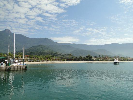 Angra Boutique Hotel: Playa del condominio