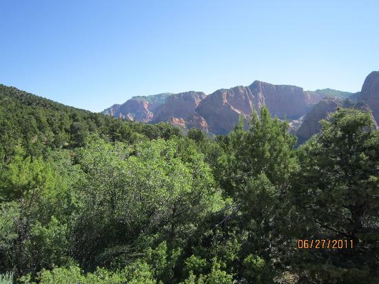Kolob Canyons: Peaceful