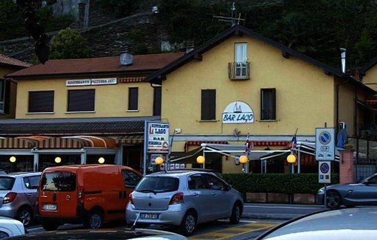 Oggebbio, İtalya: Ristorante Pizzeria Lago ..... die beste Pizza am ganzen Langensee