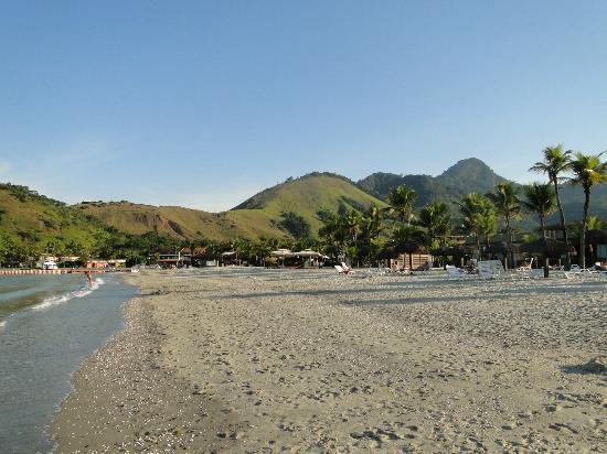 Angra Boutique Hotel: Playa