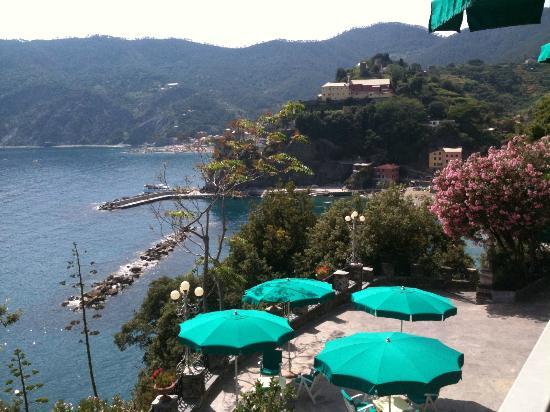 Hotel Porto Roca : Balcony View 2
