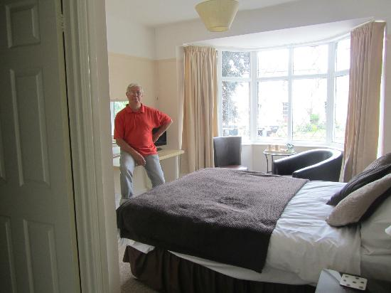 The Applegarth: double room