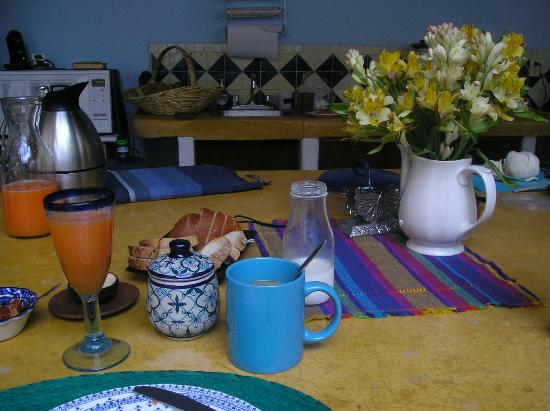 El Diablo y la Sandia Libres: Breakfast 3