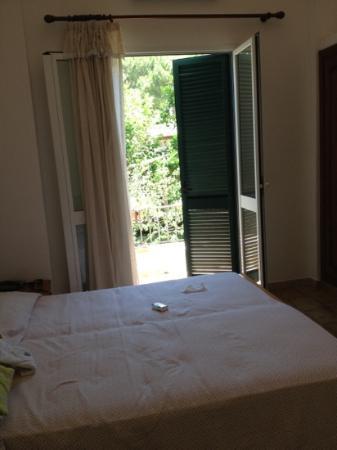 Hotel Villa Melodie: stanza da letto al primo piano
