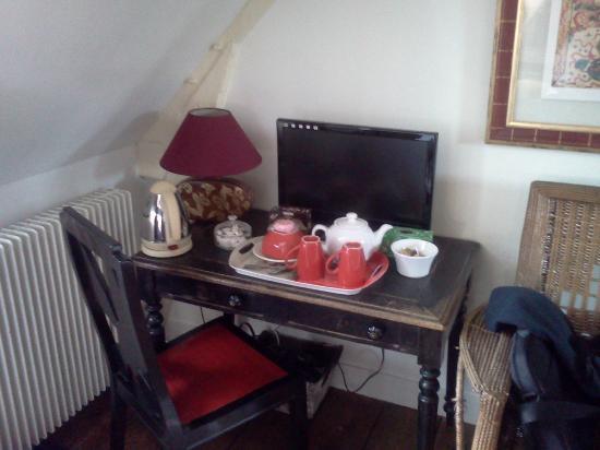 Villa Mon Repos : Occorrente per Thè e Caffè