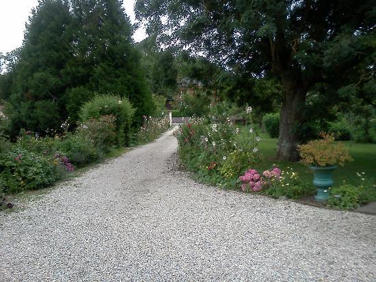 Villa Mon Repos : Giardino