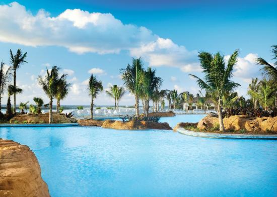 The Reef Atlantis, Autograph Collection: The Cascades pool