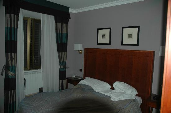 Taormina Hotel: Onze kamer