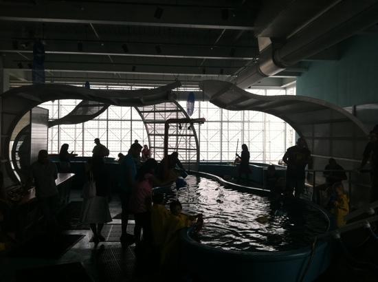 Children's Museum of Pittsburgh : 3rd floor