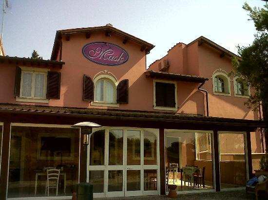 Hotel Cavallino Blu: la struttura.................