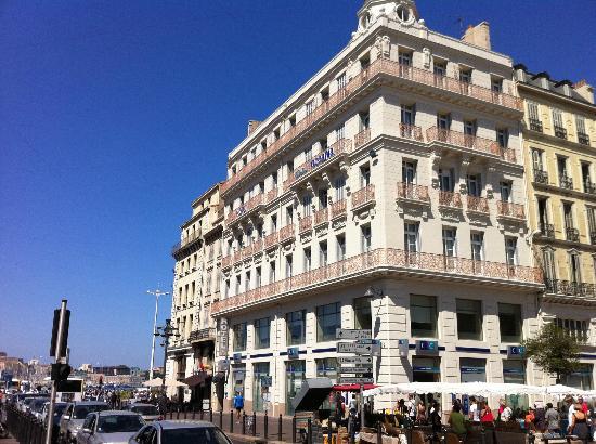 Escale Oceania Marseille Vieux Port: l'hotel
