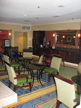 SpringHill Suites Herndon Reston : Salle à manger