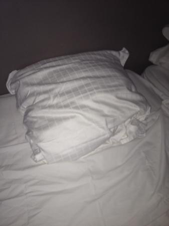 Hotel Exe Sablon: cojín almohada