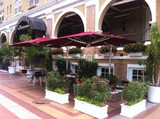 Ceviche Restaurant St Petersburg Florida
