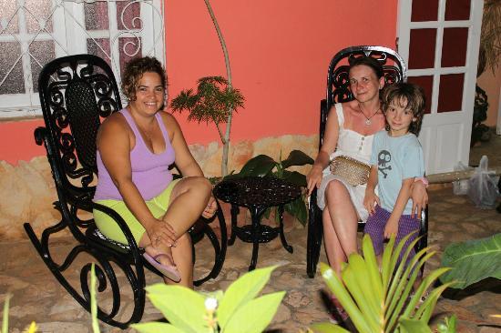 Casa OsmaryAlberto: Ingresso