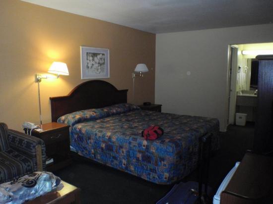 Econo Lodge: la chambre