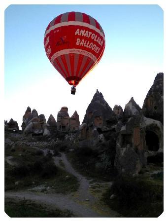 Anatolian Balloons Cappadocia