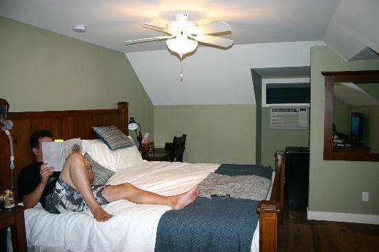 Bayside Inn: Bedroom