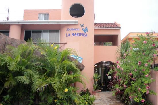 Hotel Residencia La Mariposa: Front view