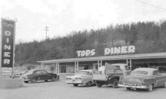 Top's Diner: Built in 1959!!