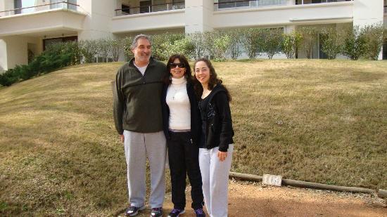Punta Ballena, Uruguay: Fácil y seguro acceso al complejo