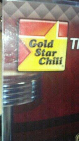 Gold Star Chili: menu
