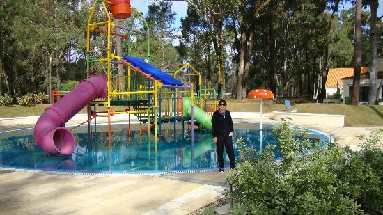 Punta Ballena, Uruguay: El parque de agua, un lugar ideal para que disfruten los más pequeños