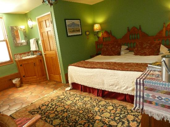 El Paradero Bed and Breakfast Inn : Room 2