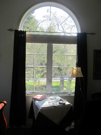 Springdale Farm Bed & Breakfast: Bedroom window