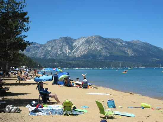 South Lake Tahoe, CA: What a view!