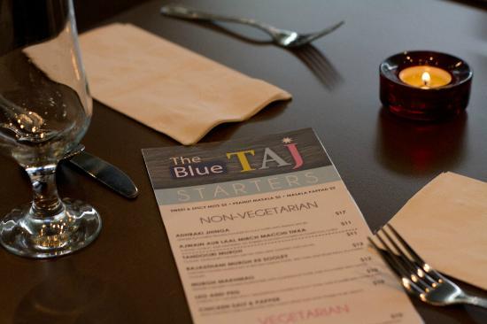 The Blue Taj