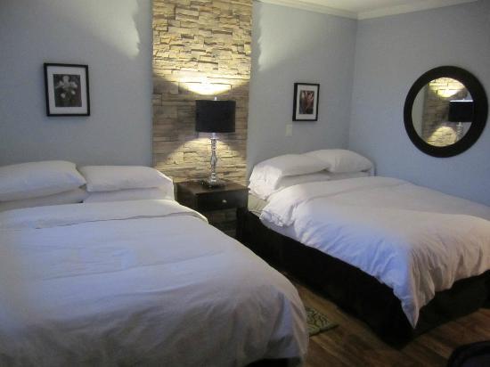 Studiotel Bromont: Room