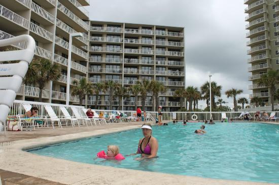 Seaside Beach & Racquet Club: Large pool