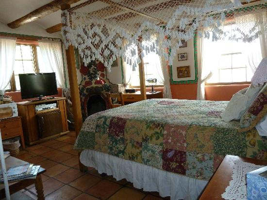 ‪‪La Dona Luz Inn, An Historic Bed & Breakfast‬: Sonrisa Room‬