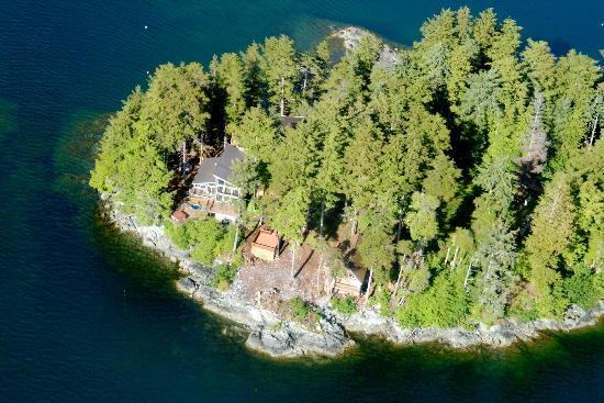 Dove Island Lodge照片