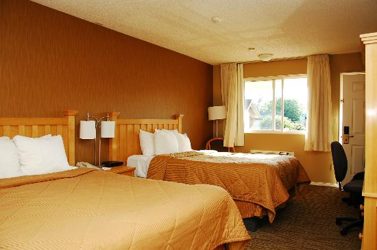 Comfort Inn and Suites North Vancouver: Room