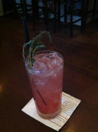 Level - a small plates lounge: Summerthyme blues