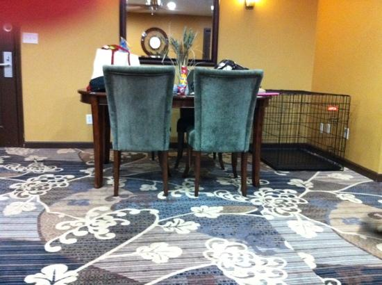 Quality Inn : dining