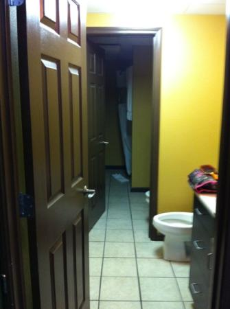 La Quinta Inn Branson on the Strip: double bath