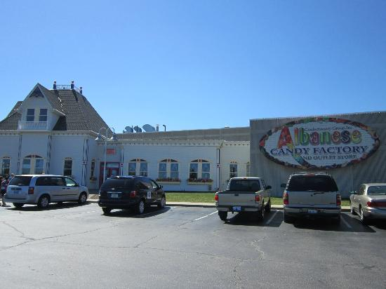 Albanese Candy Factory Merriville IN