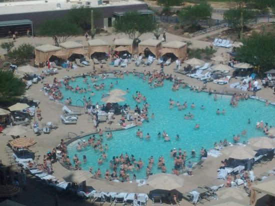 Pool Party Picture Of Talking Stick Resort Scottsdale Tripadvisor