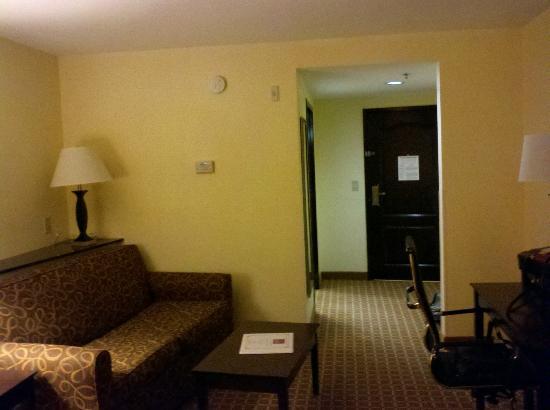 كومفرت سويتس: Room