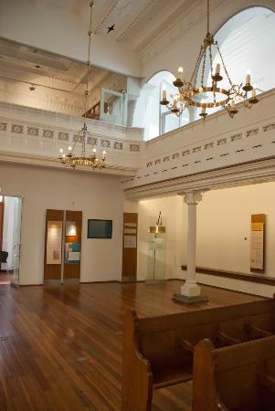 South African Jewish Museum: Inside the Jewish Museum