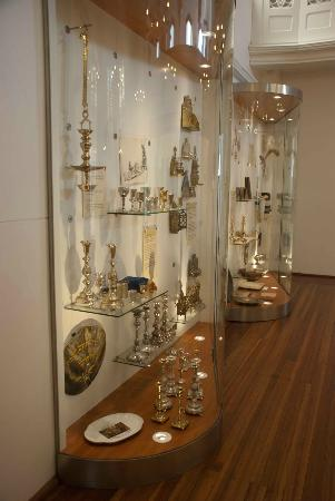 South African Jewish Museum: Nice displays