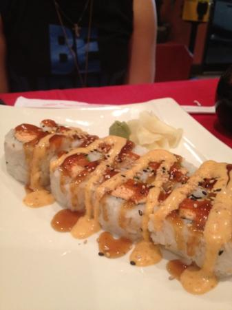 Ketana Thai Restaurant & Sushi Bar: spicy crab roll $8.00
