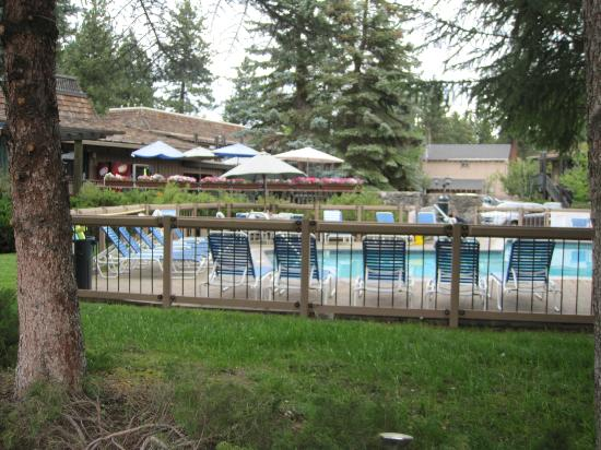 BEST WESTERN Station House Inn: Nice pool area