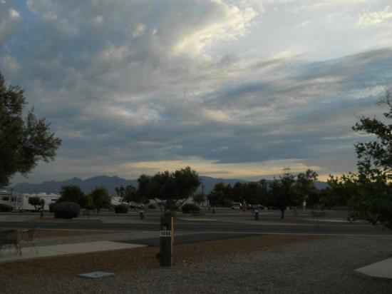 Tucson/Lazydays KOA: Skyline