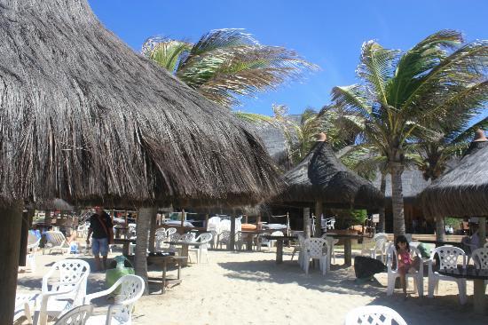 Vila Galé Fortaleza: Beach infrastructure